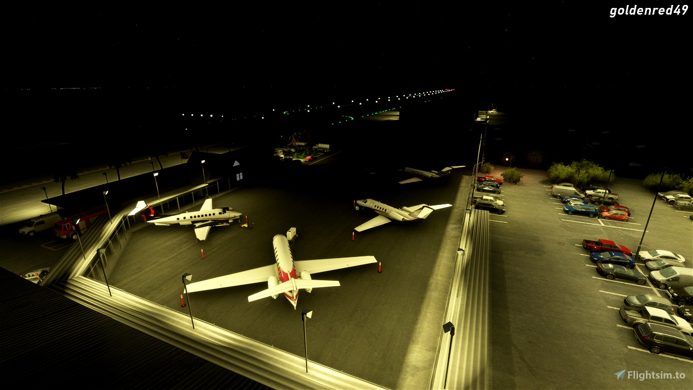 Marco Island Executive Airport - KMKY, Florida