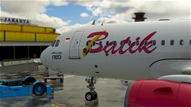 Batik Air 8K (PK-BDF)  Image Flight Simulator 2020