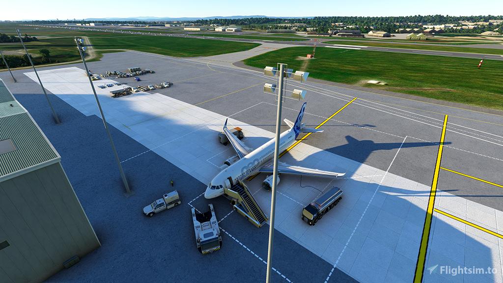 KALB - Albany International Airport, Albany, NY