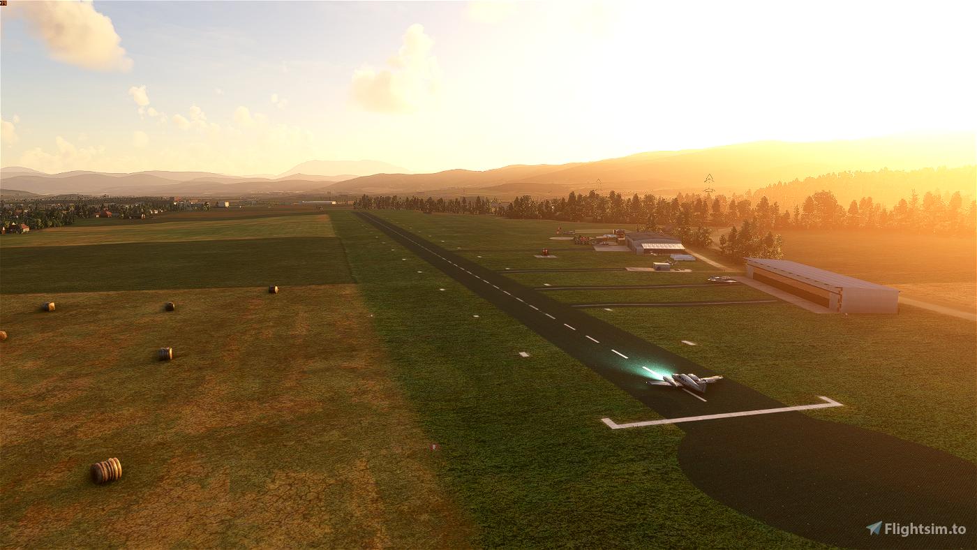 [LOKW] - Wolfsberg Airport, Austria