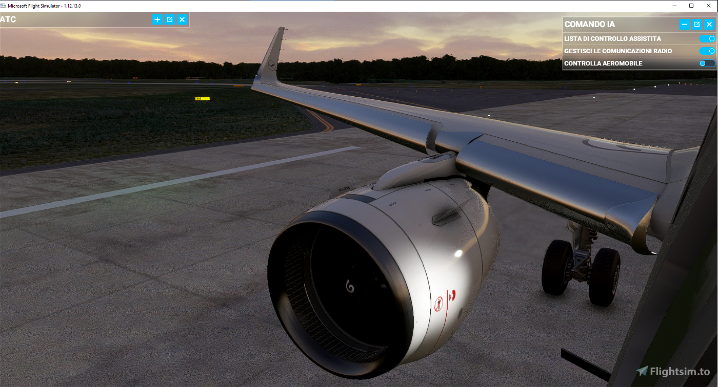 A320neo Custom Camera Views A32nx MOD work Flight Simulator 2020