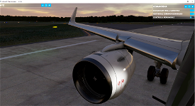 A320neo Custom Camera Views A32nx MOD work Image Flight Simulator 2020