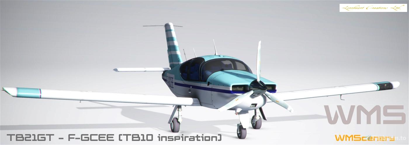 LHC-Trinidad-TB21GT-F-GCEE Flight Simulator 2020