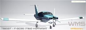 LHC-Trinidad-TB21GT-F-GCEE Image Flight Simulator 2020