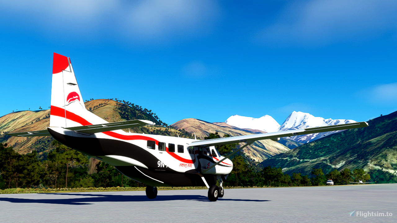 Makalu Air Flight Simulator 2020