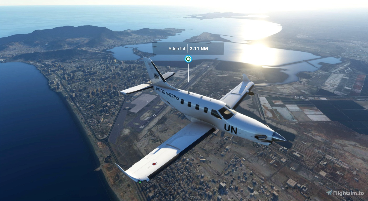 TBM 930 - United Nations Transport