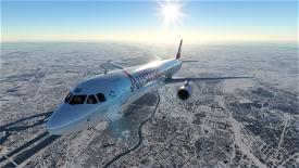 Austrian Airlines Airbus A321 Image Flight Simulator 2020