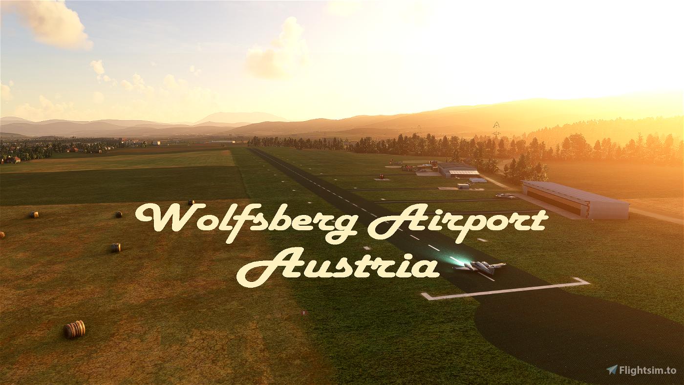 [LOKW] - Wolfsberg Airport, Austria Flight Simulator 2020