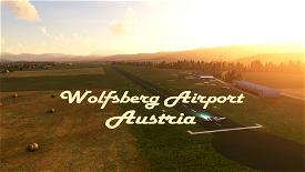 [LOKW] - Wolfsberg Airport, Austria Image Flight Simulator 2020