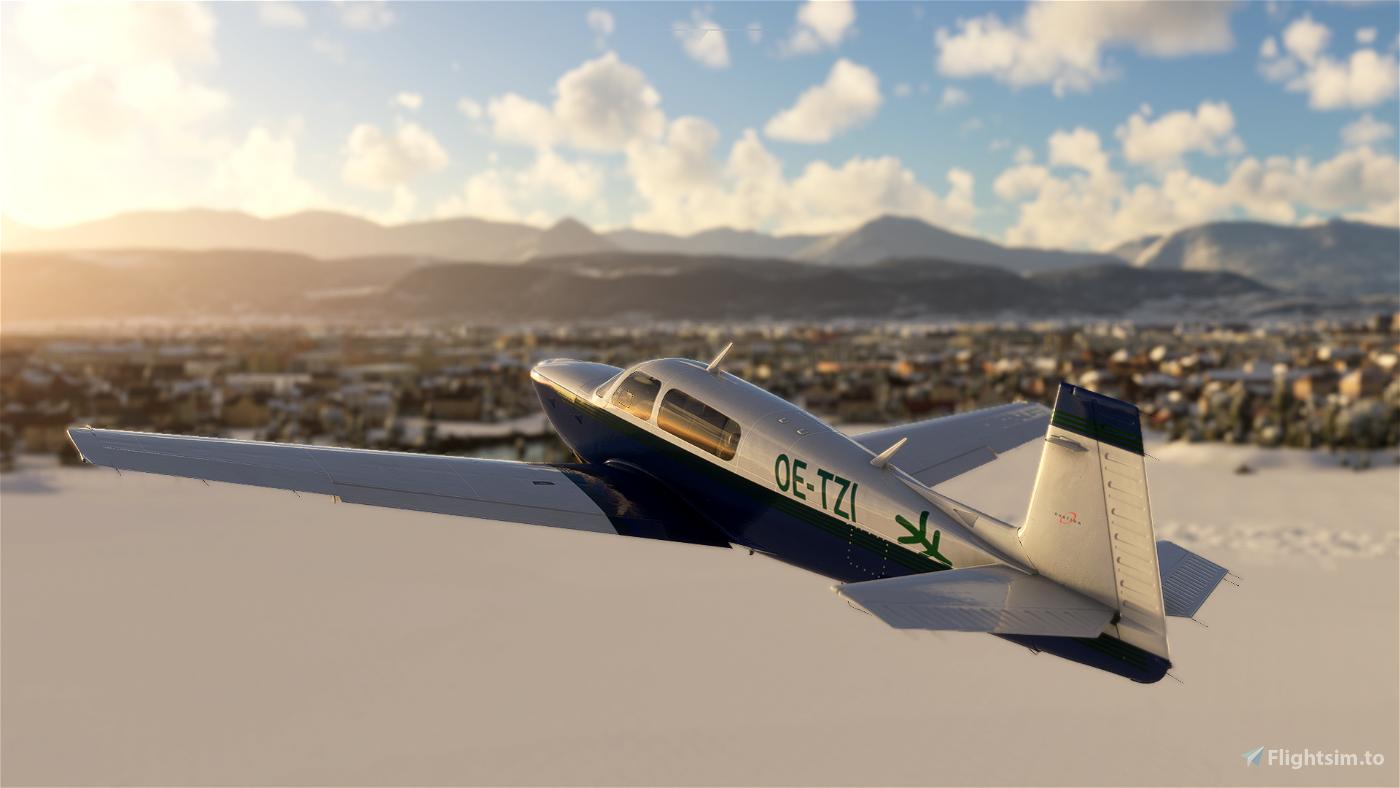 Carenado Mooney M20R - Spruce Twig Flight Simulator 2020