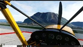 MONTAGNA LONGA - PUNTA RAISI (LICJ) Image Flight Simulator 2020