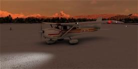 C172 Classic LN-TRA Image Flight Simulator 2020