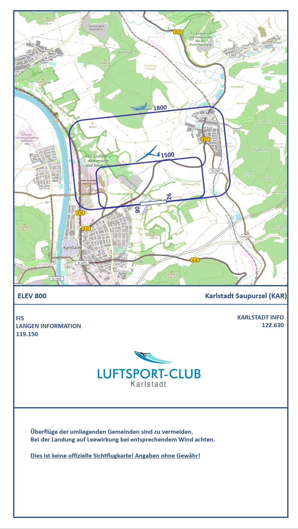 Airfield Karlstadt-Saupurzel (EDKS)