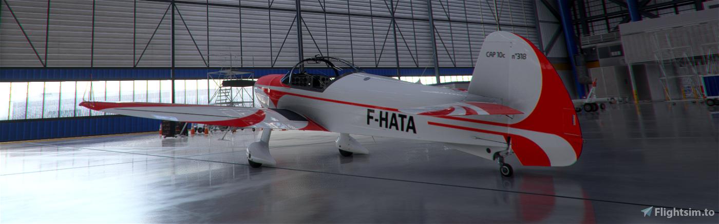 Asobo-CAP10C-F-HATA Repaint