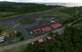 TGPG PEARLS AIRPORT Image Flight Simulator 2020