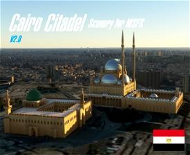The Citadel, Cairo, Egypt Image Flight Simulator 2020