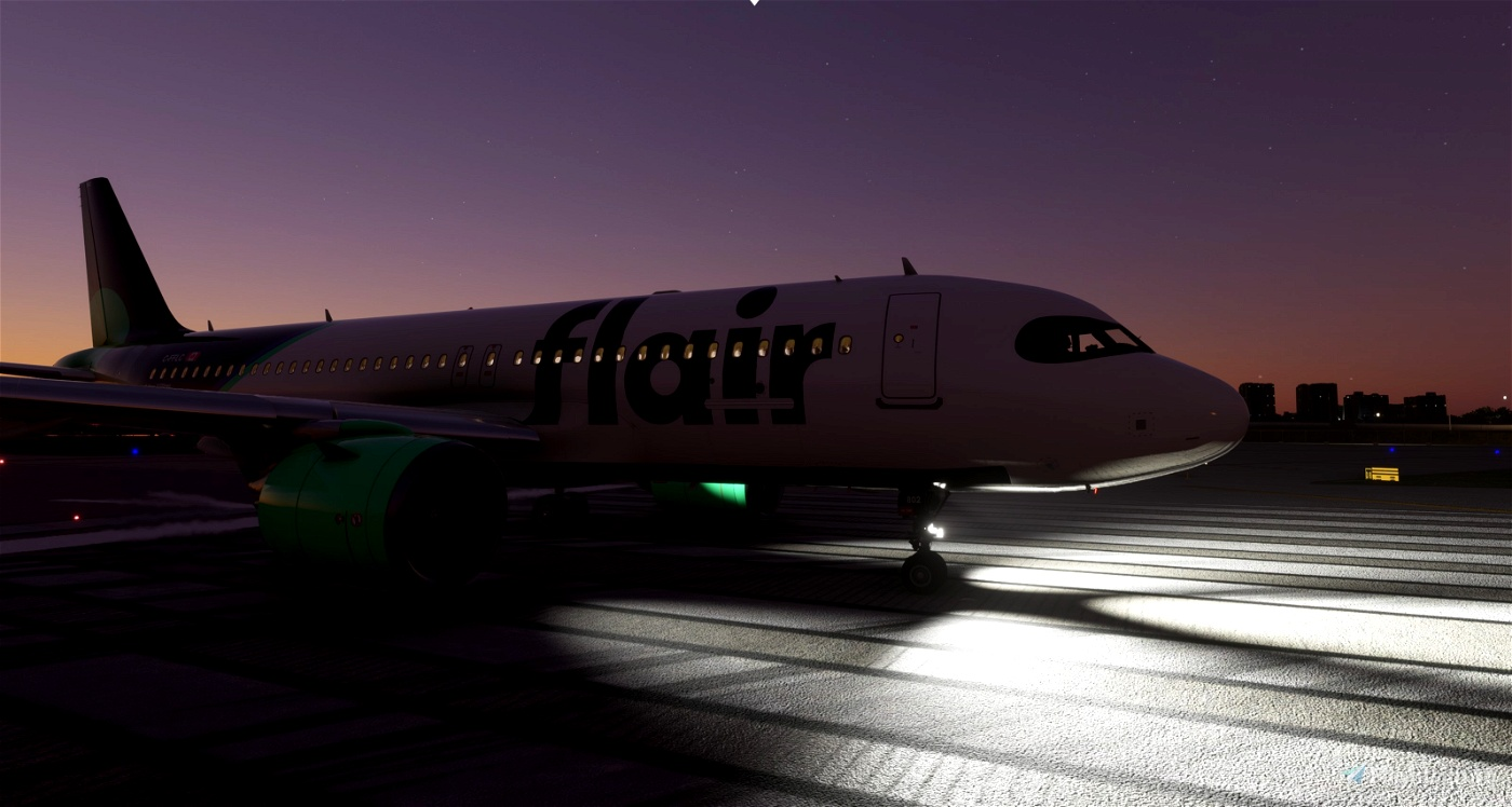 A320Neo Flair MAX -8K Flight Simulator 2020