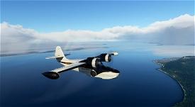Grumman Goose N848HP Image Flight Simulator 2020