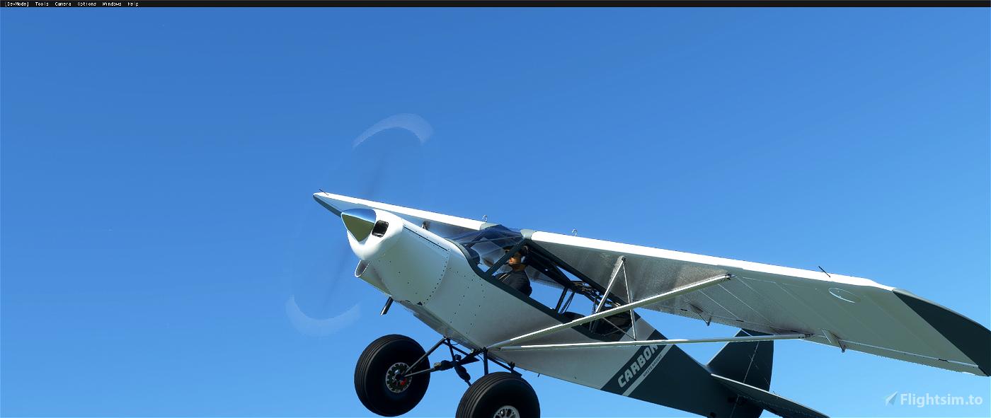 Savage Carbon - STOL Realism Mod