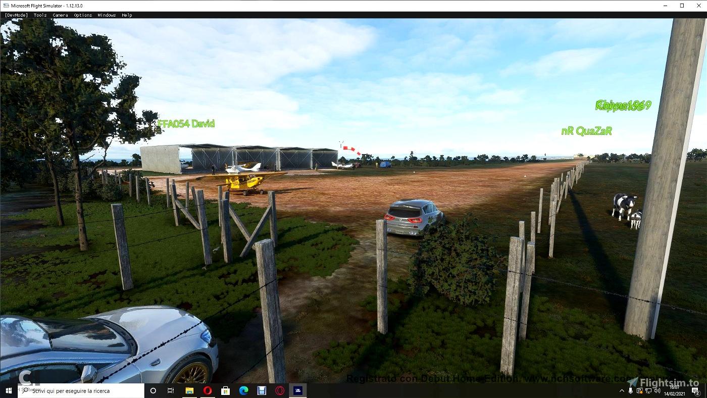 AGSCI_Aviosupervicie+Porto Flight Simulator 2020