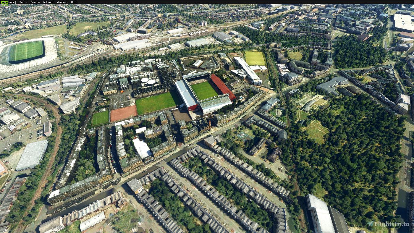 By request Tynecastle Park football stadium, Edinburgh, Scotland