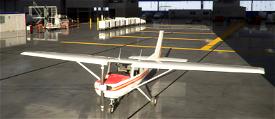 Cessna 152 F-GDDQ | Club Aéronautique Bugey Image Flight Simulator 2020