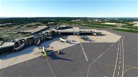 KALB - Albany International Airport, Albany, NY Image Flight Simulator 2020