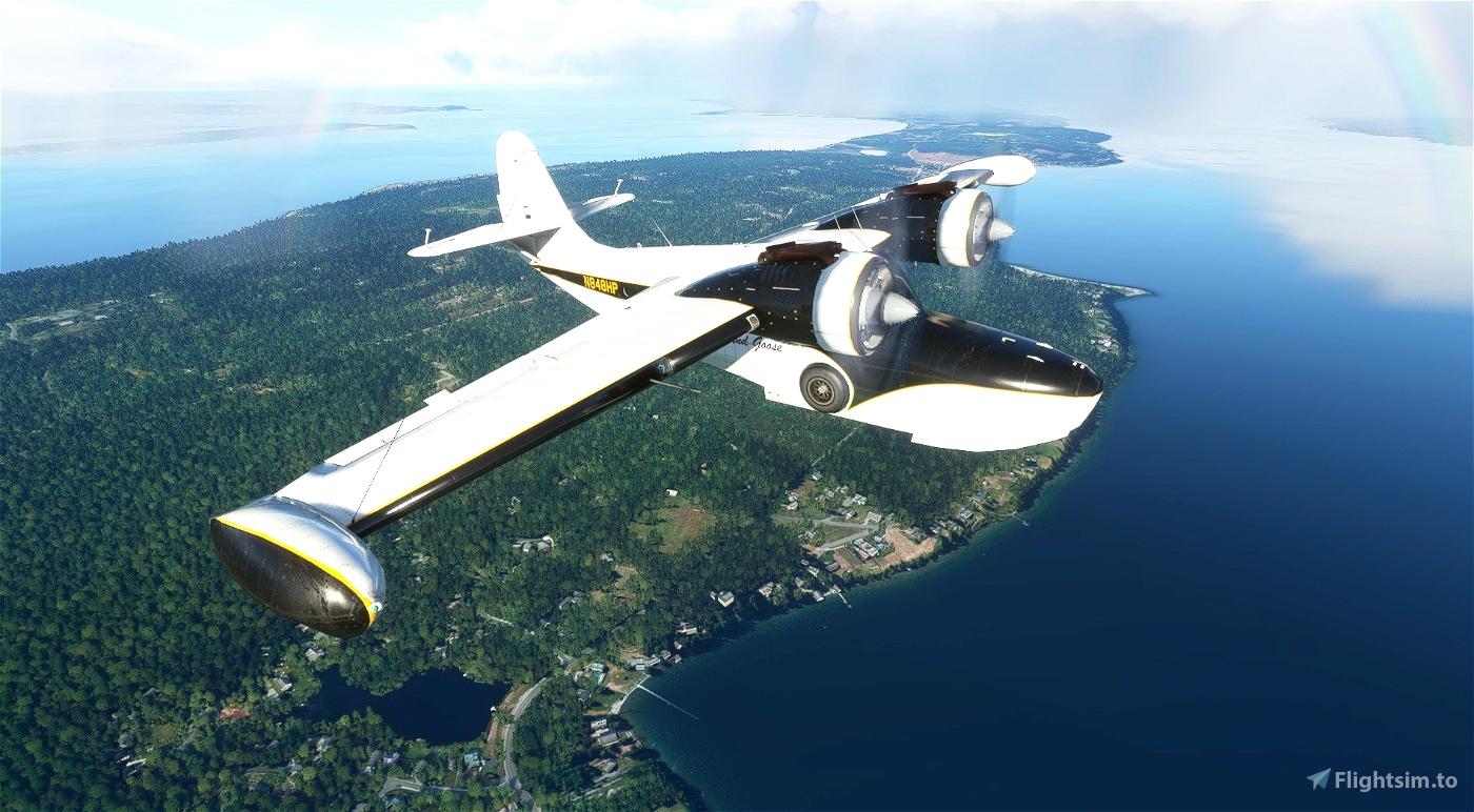 Grumman Goose N848HP