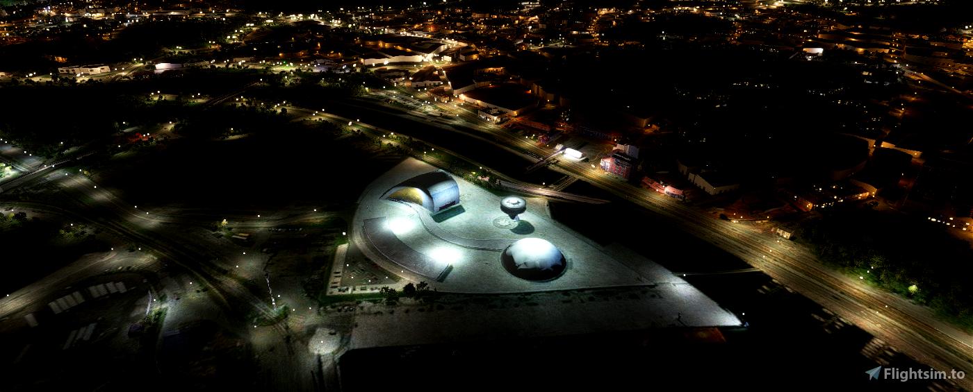 Centro Niemeyer, Avilés, Asturias