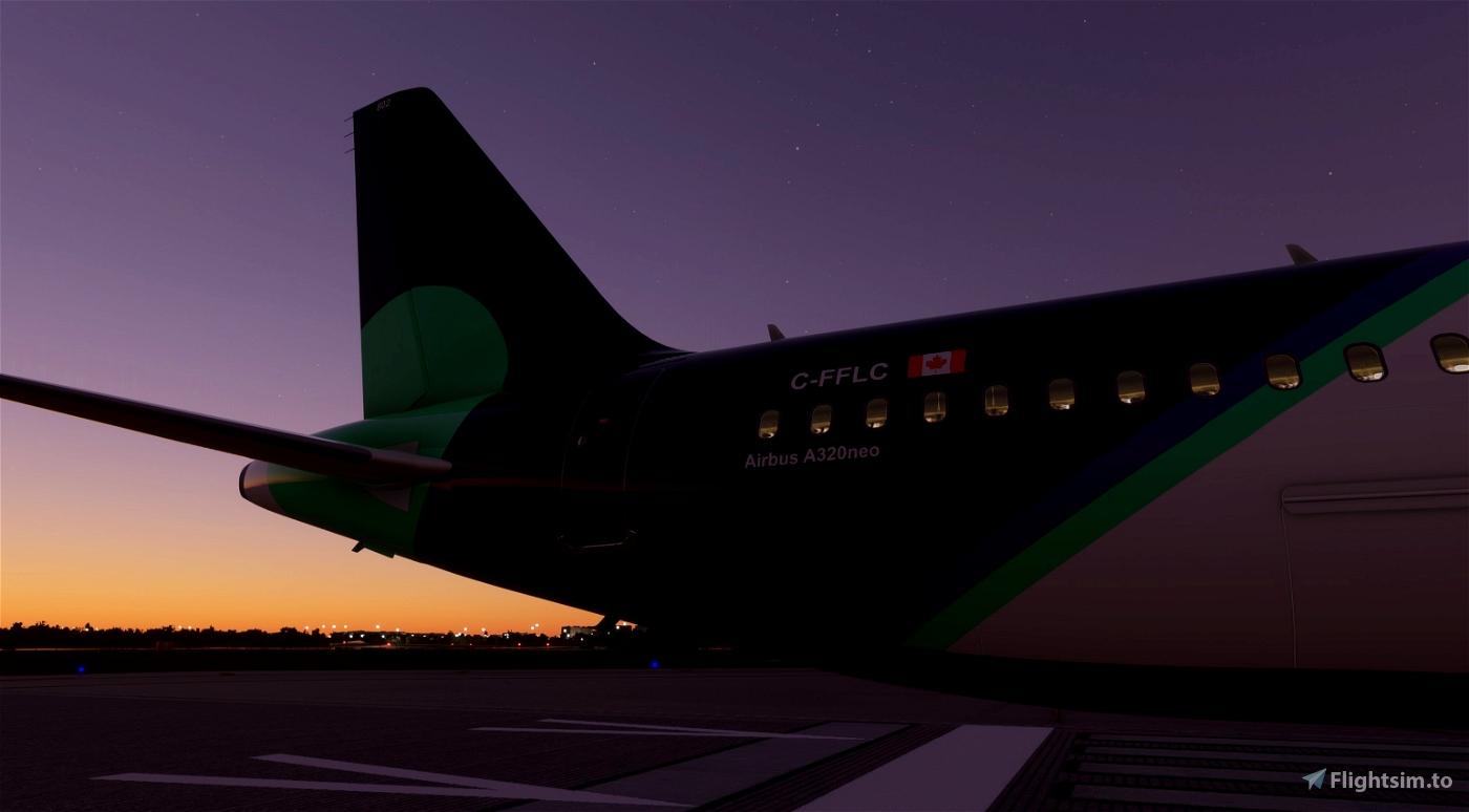 A320Neo Flair MAX -8K