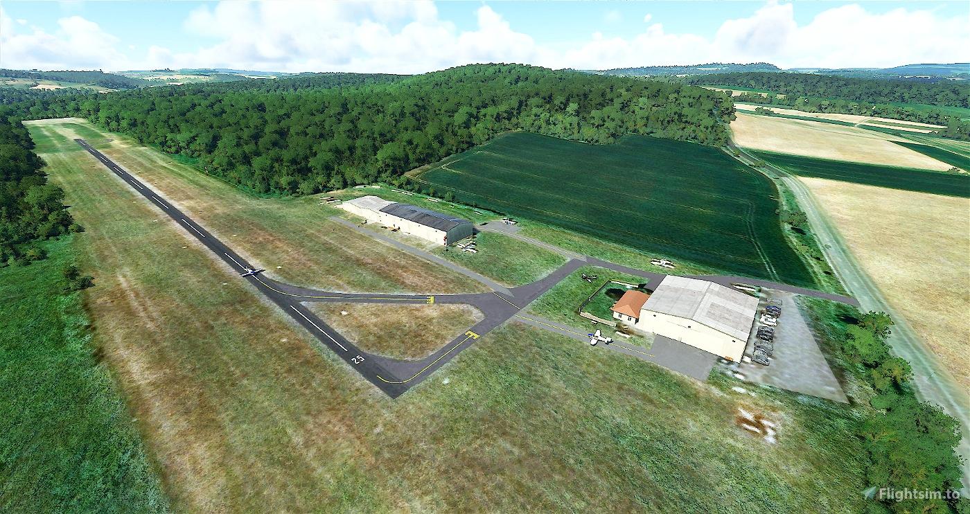 EDFY - Flugplatz Elz (lite) V1.1