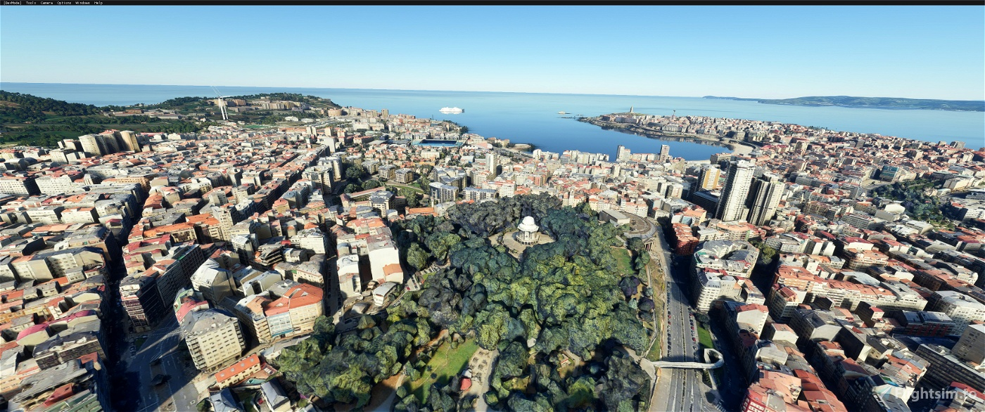 A Coruna,The galicia region of  Northwest Spain