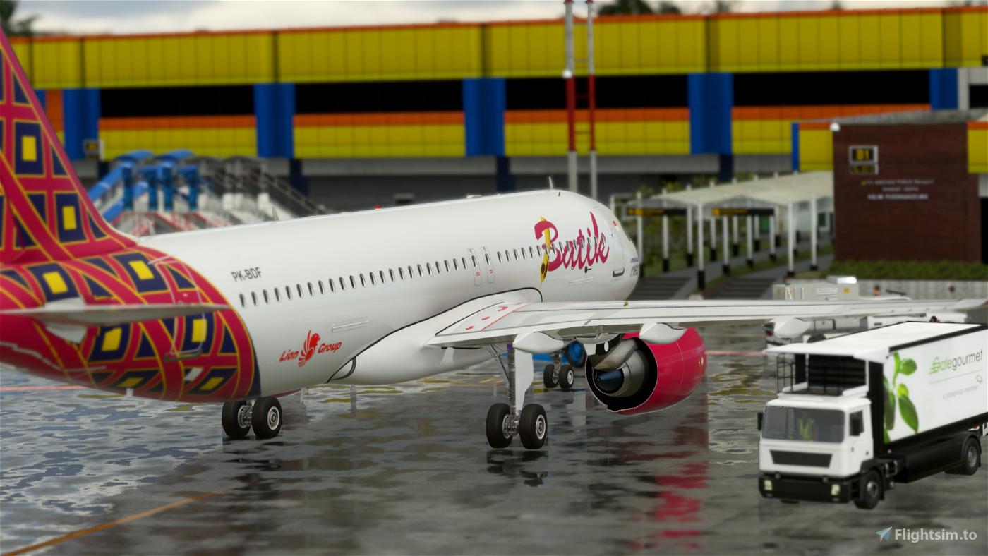 Batik Air 8K (PK-BDF)