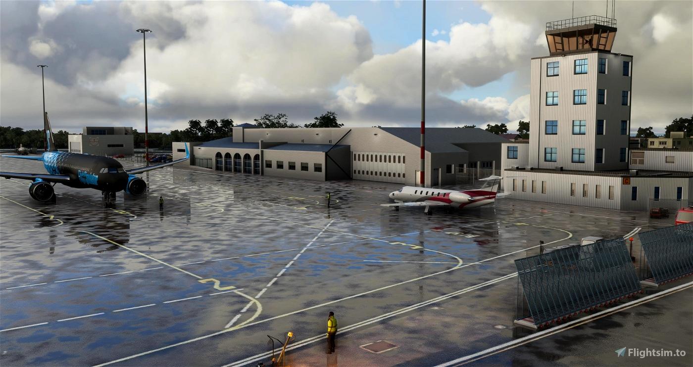 Biarritz Airport [LFBZ]