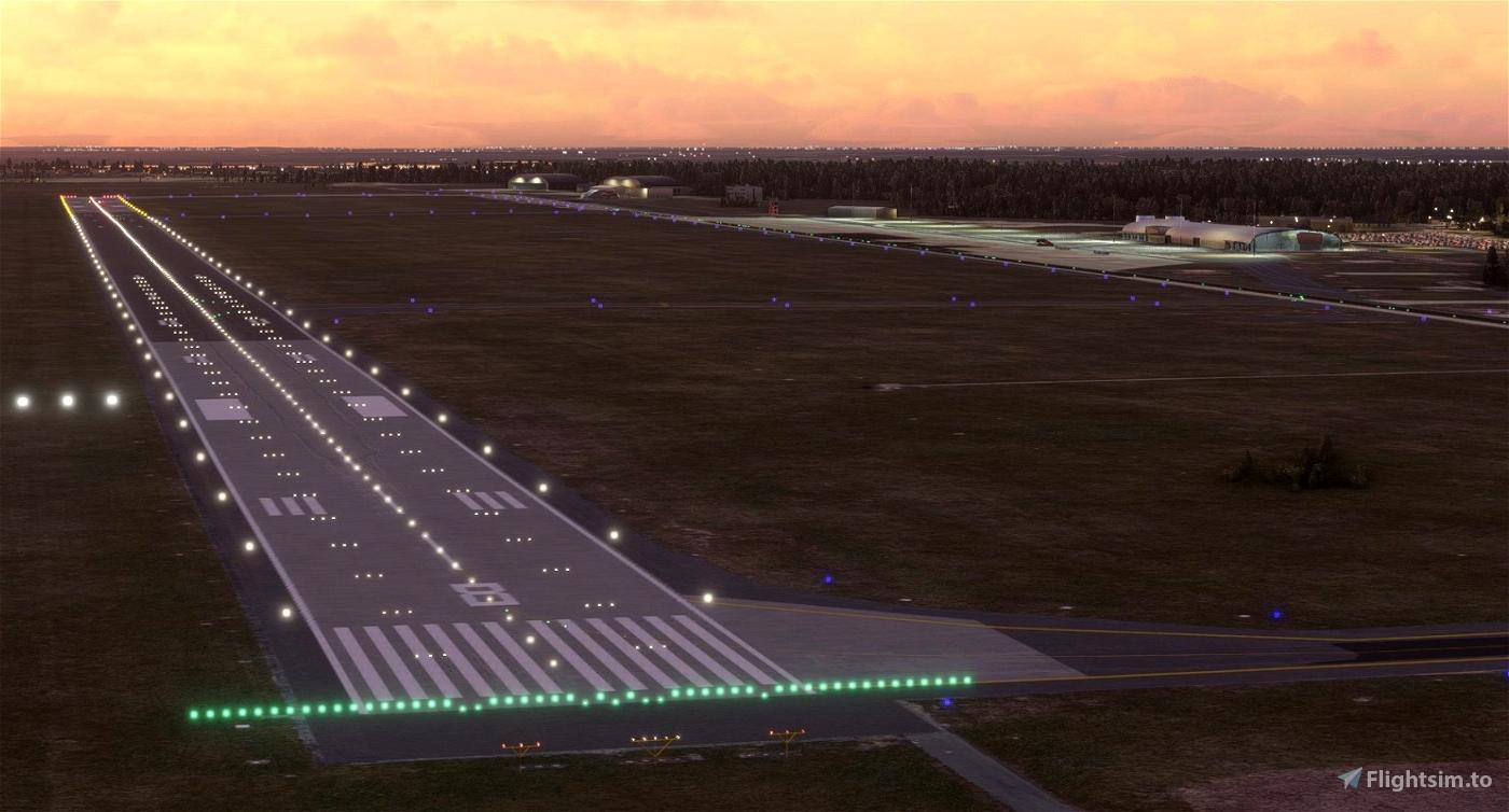 Warsaw Modlin Airport - EPMO