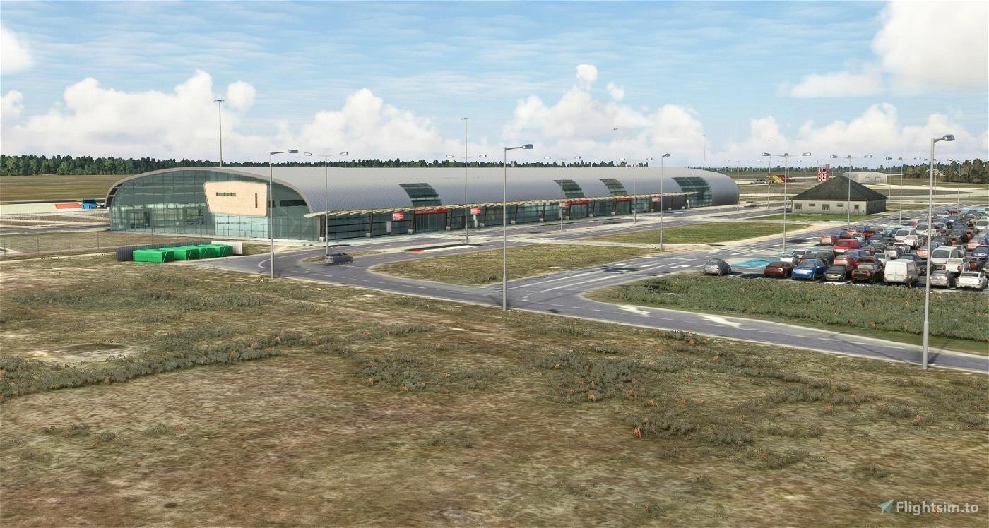 Warsaw Modlin Airport - EPMO Flight Simulator 2020