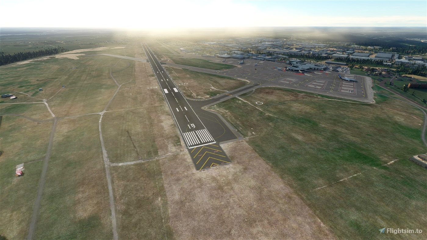 Vilnius International Airport (EYVI) Flight Simulator 2020