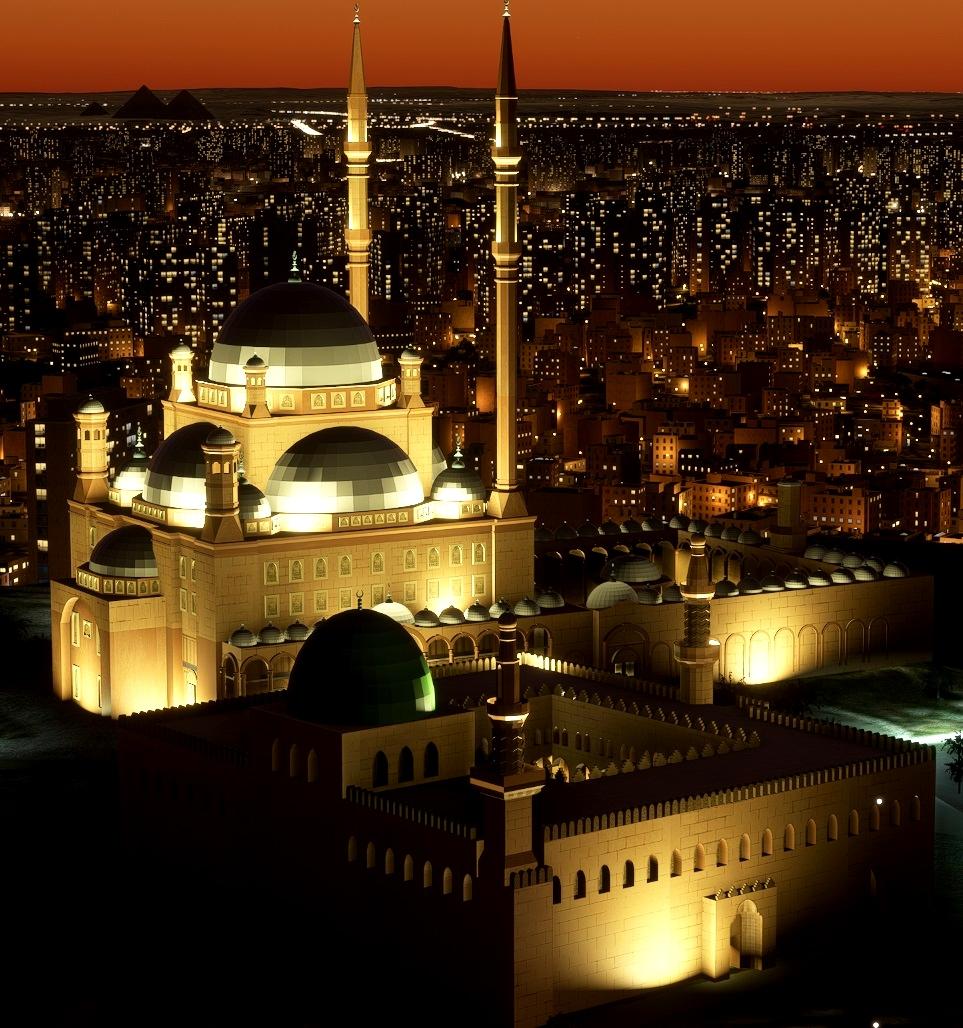 The Citadel, Cairo, Egypt
