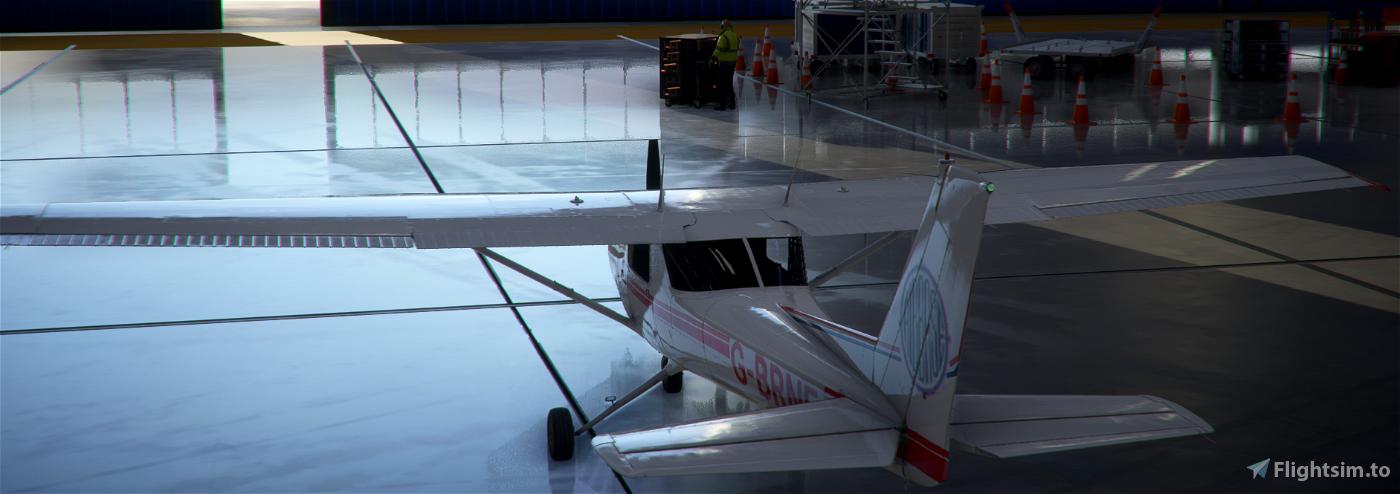 Cessna 152   G-BRNE