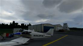 LOGF Fürstenfeld-Airfield Image Flight Simulator 2020