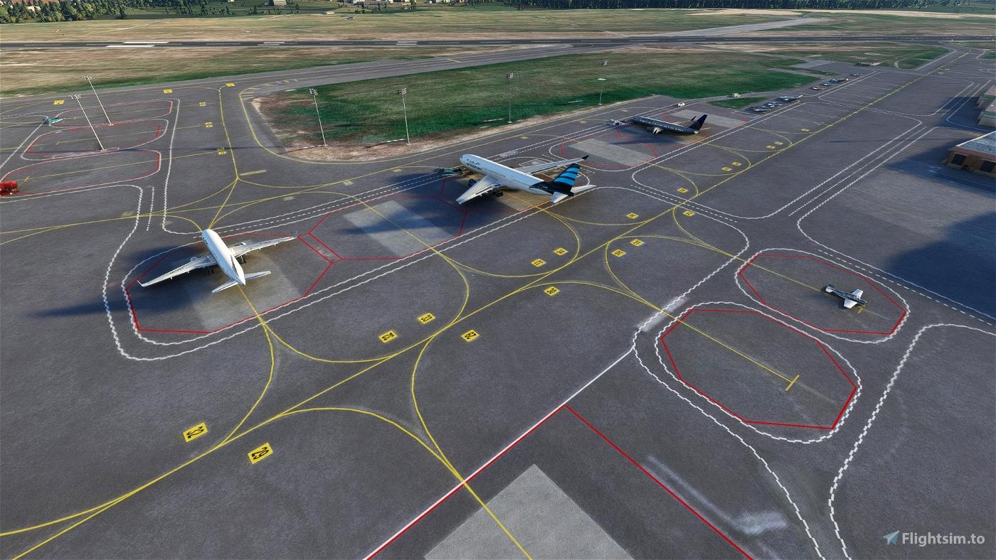 Vilnius International Airport (EYVI)