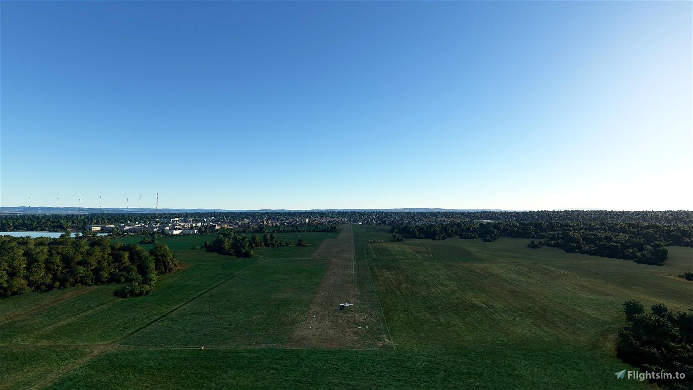 Zellhausen Glider Site Flight Simulator 2020