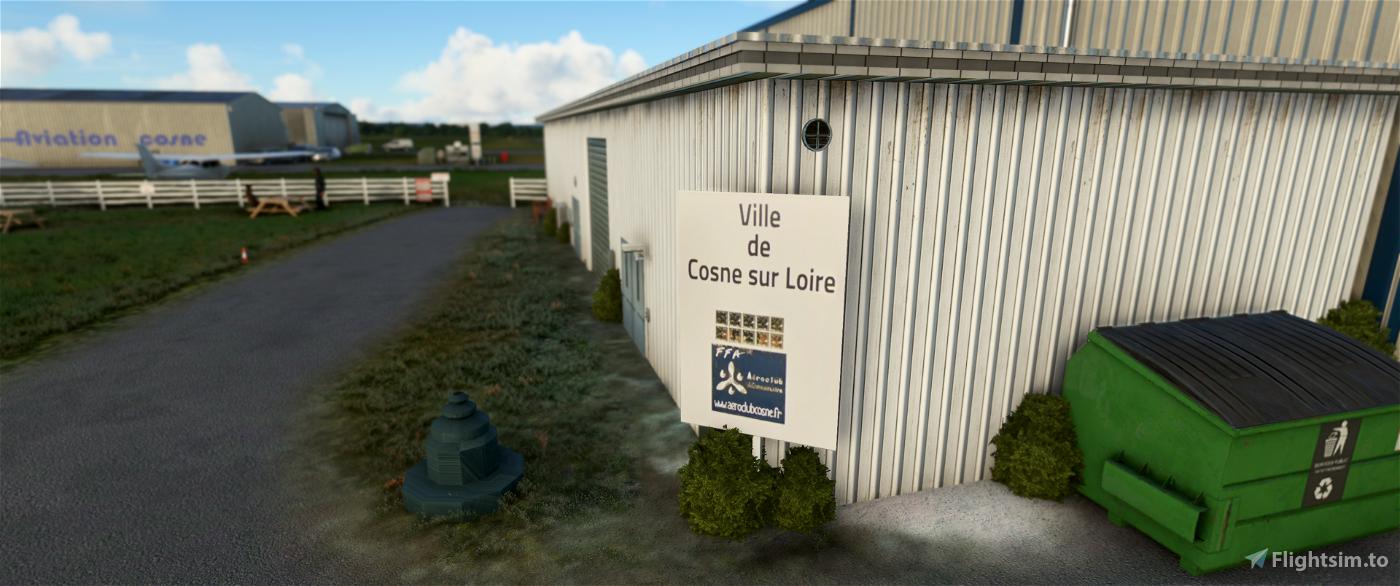Cosne-sur-Loire (LFGH)