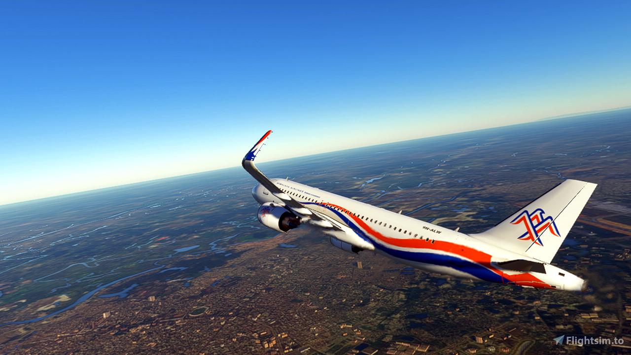 Himalaya Airlines [4K] Flight Simulator 2020