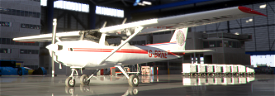 Cessna 152 | G-BRNE Image Flight Simulator 2020