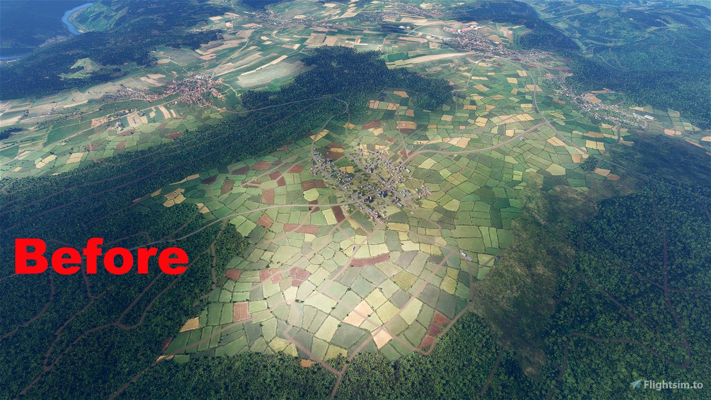 Muelben Aerial Flight Simulator 2020