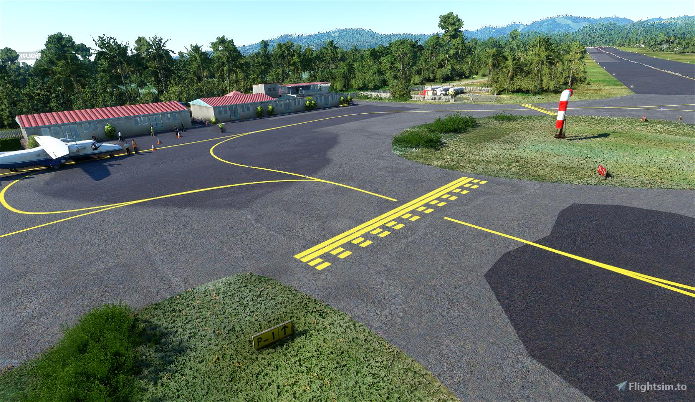 TGPG PEARLS AIRPORT