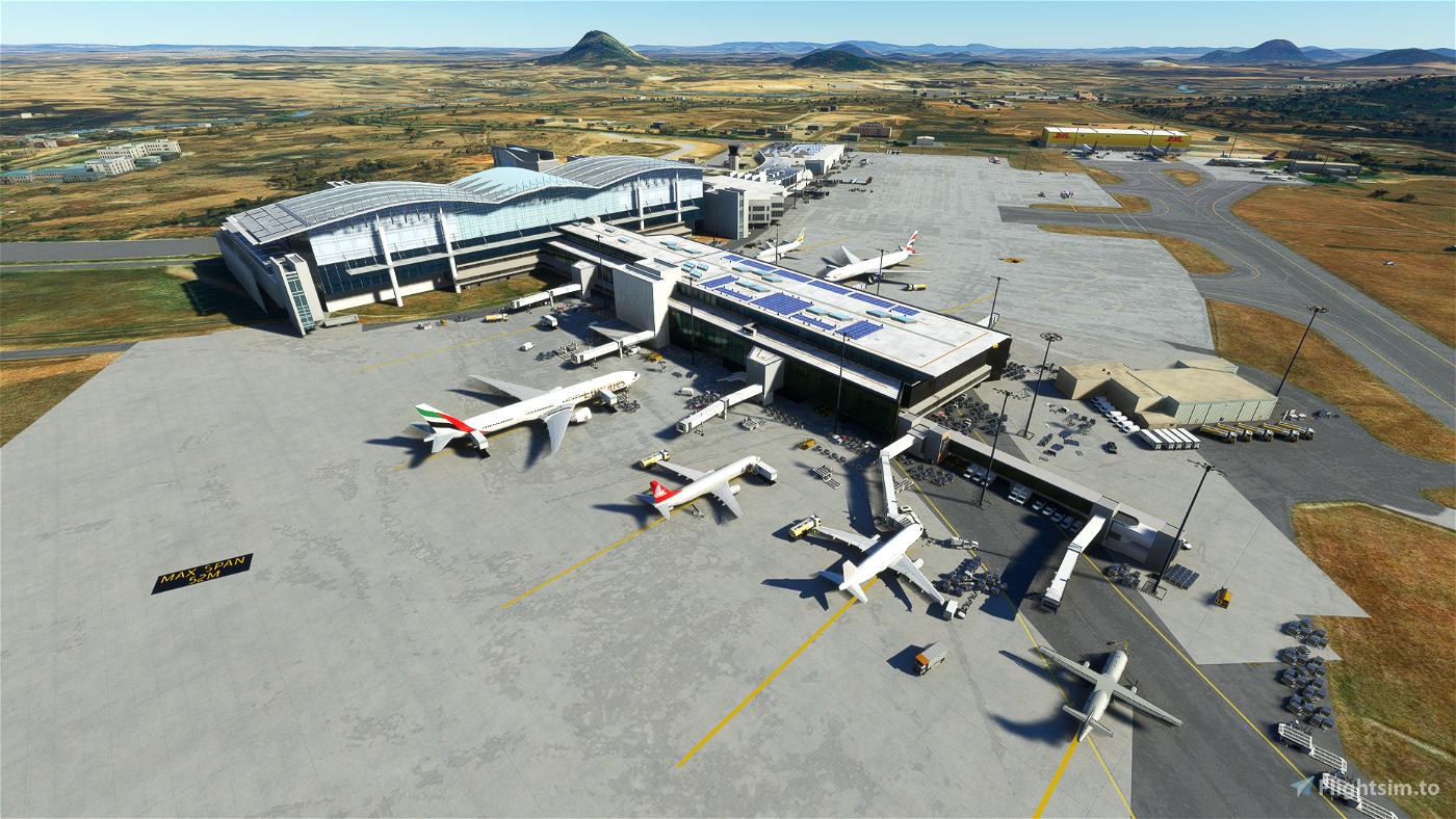 [DNAA] Nnambi Azikiwe Int. (Abuja) Flight Simulator 2020