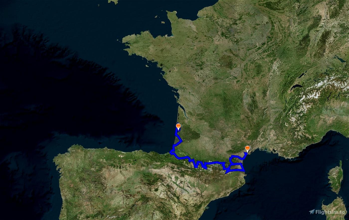 Pyrenean Bush Trip + dead stick challenge !
