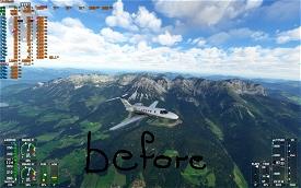 Kasiergebirge (Wilder Kaiser Tirol) Image Flight Simulator 2020